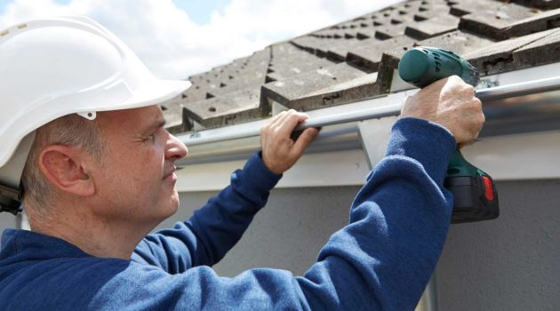 Cost of new gutters