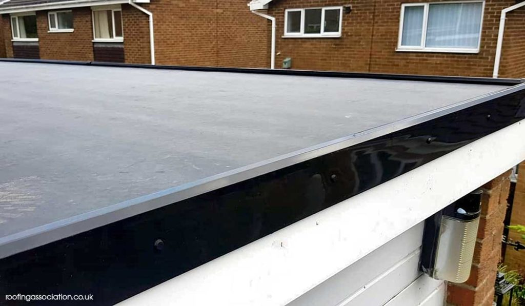 COST OF A EPDM GARAGE ROOF