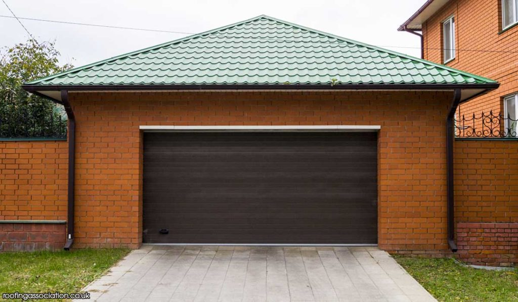 Garage Roof Replacement Cost