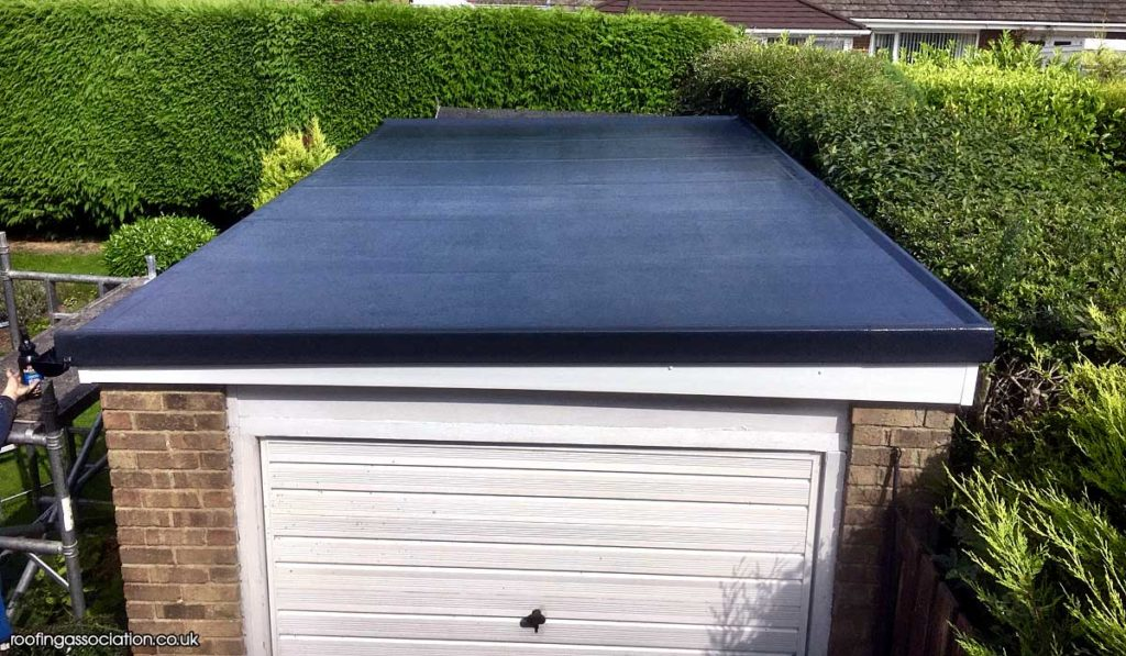 GRP Garage Roof Cost